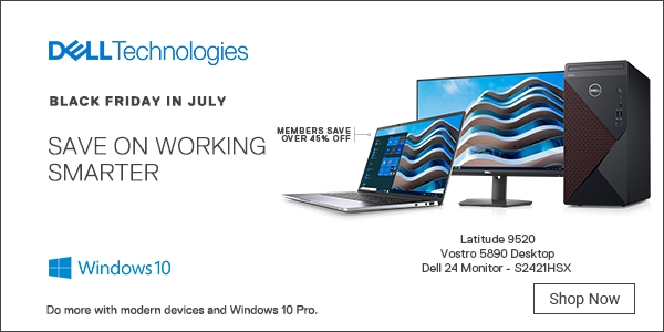 Dell Small Business Month